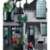 illustrazione stampa Greenhouse Palace